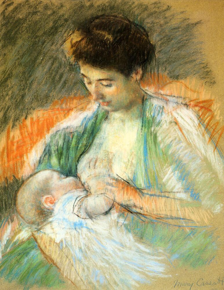mother-rose-nursing-her-child