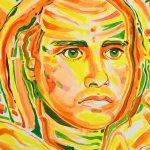 Babaji of Italy - Paintings - Markus Ray's Art