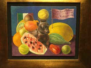 Frida Kahlo - Conquering Fruit