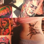 Frida Kahlo - Tattoos