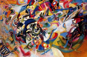 Kandinsky's Evolution